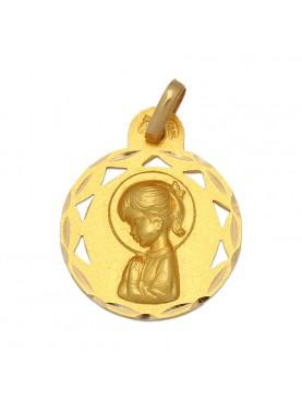 Medalla V.Niña